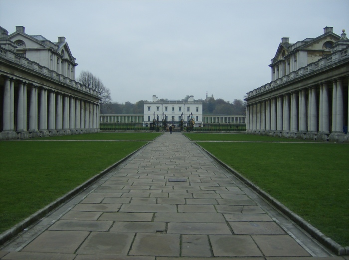 Greenwich in November