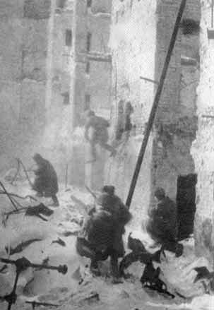 Streetfighting in Stalingrad