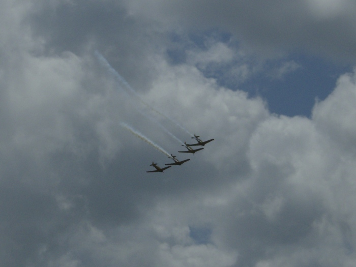 Four Harvards