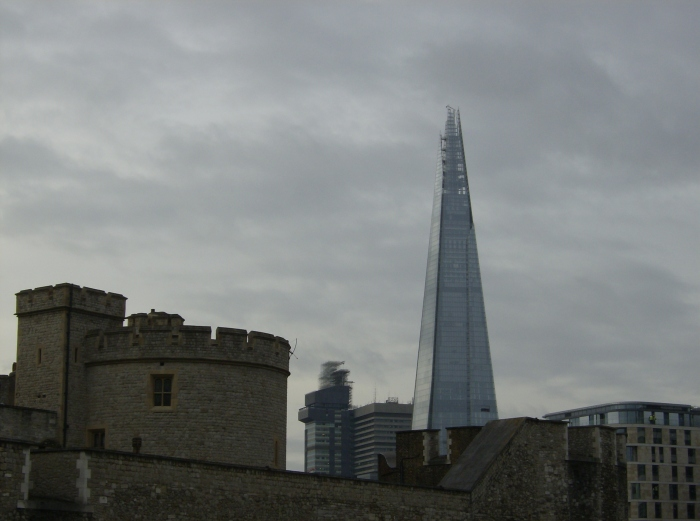 The Tower and the Shard