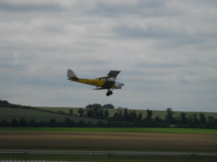 Tiger Moth Duxford