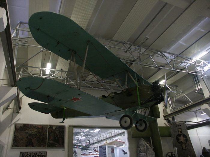 Po-2 in Museum