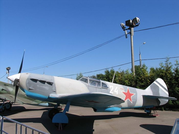 LaGG-3 in Moscow