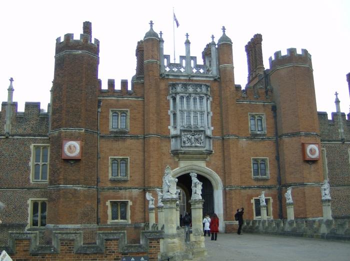 Tudor Facade