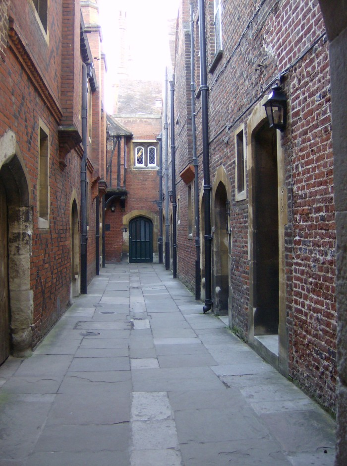 Tudor Walkway