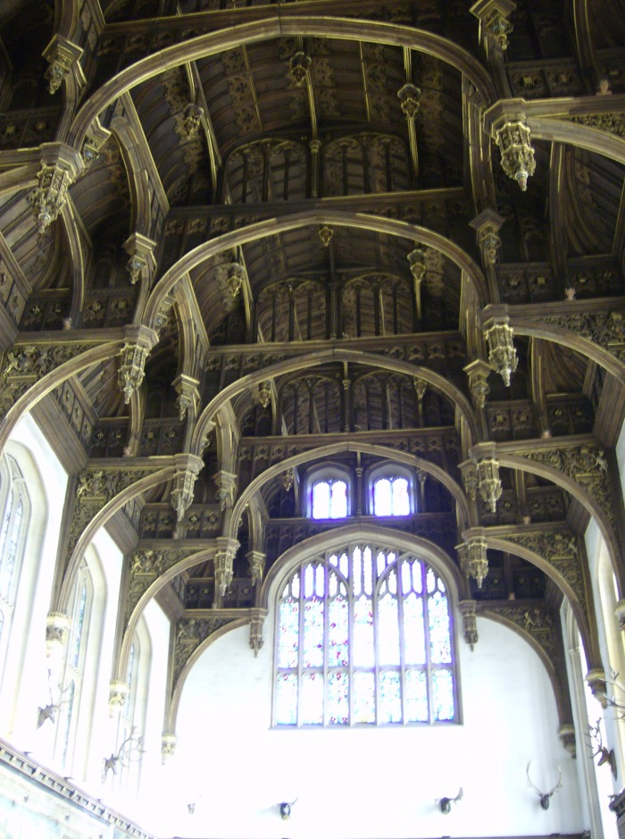 Ceiling of the Great Hall