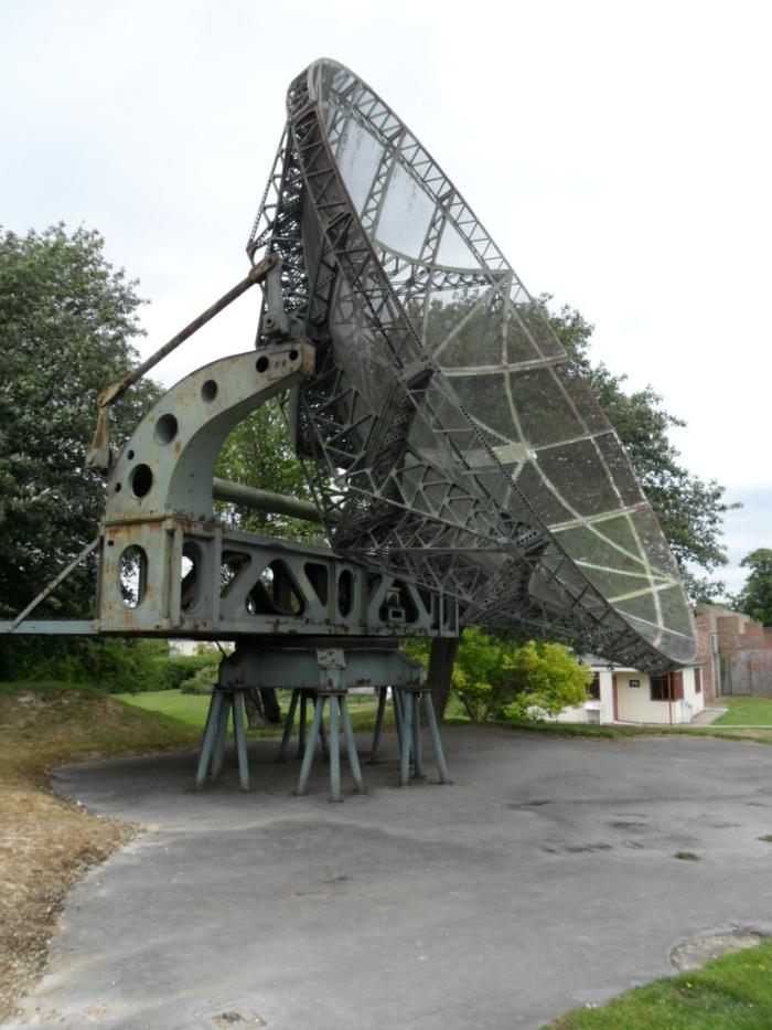 Radar Dish Duxford