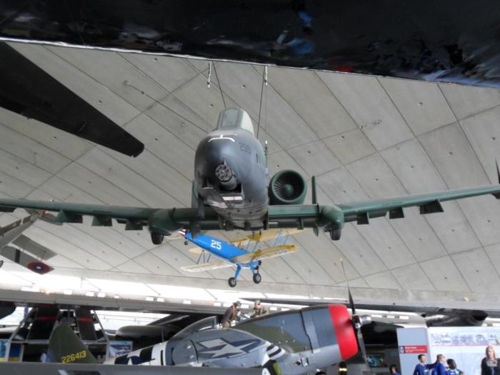 A-10 Warthog Duxford