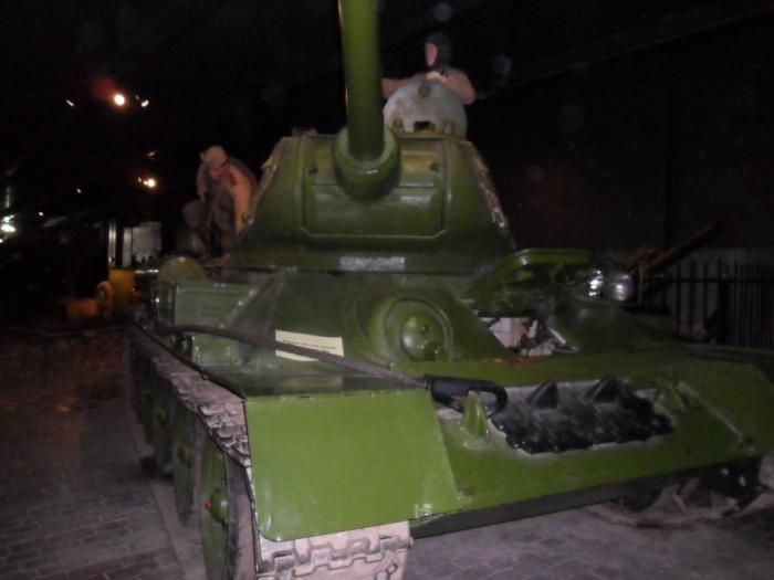T-34/85 Duxford