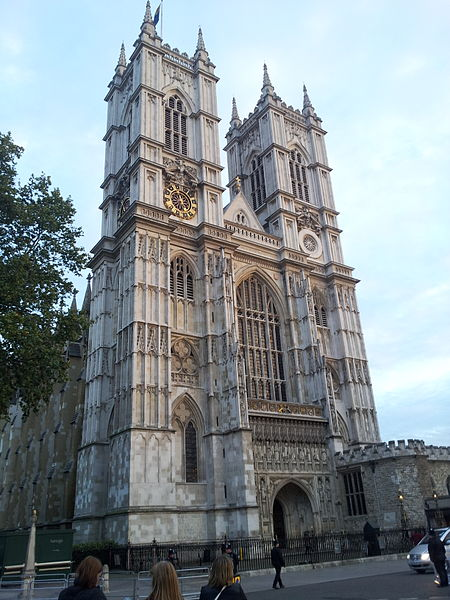 Westminster Abbey Exterior