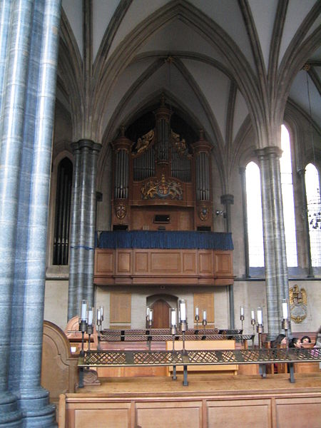 Temple Church Organ