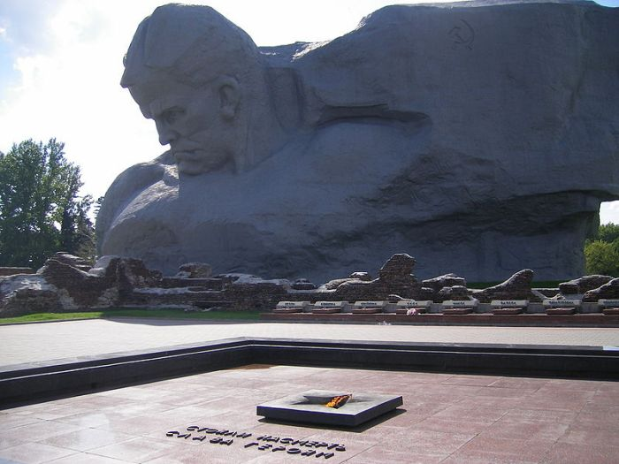 Memorial at Brest Fortress