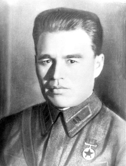Pyotr Gavrilov Portrait