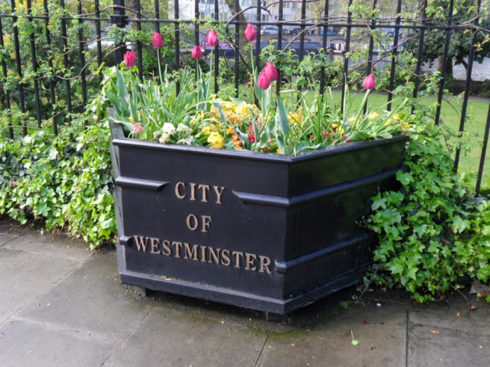 Westminster Flower Box