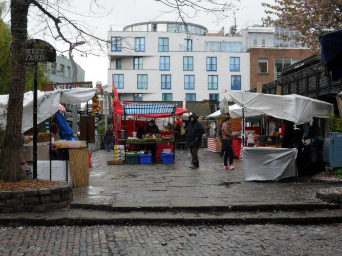 Food Stalls Camden