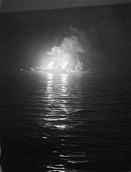 HMS Belfast D-Day