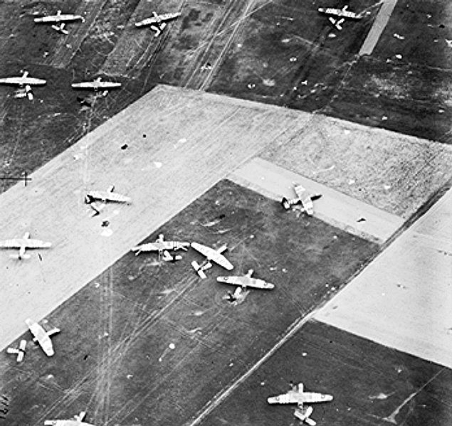 Horsa Gliders D-Day