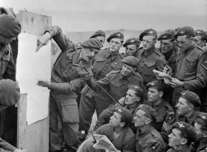 D-Day Briefing