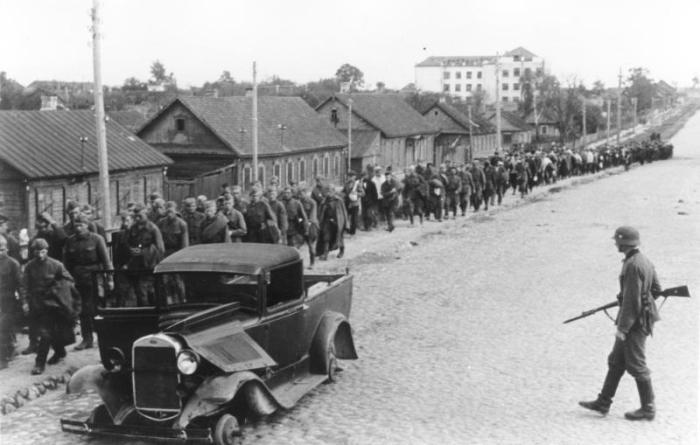 Minsk POWs