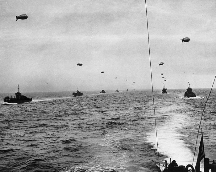 D-day Convoy