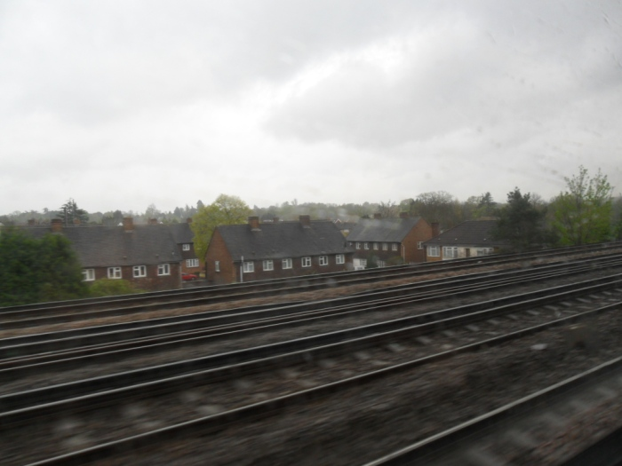Residential from Train
