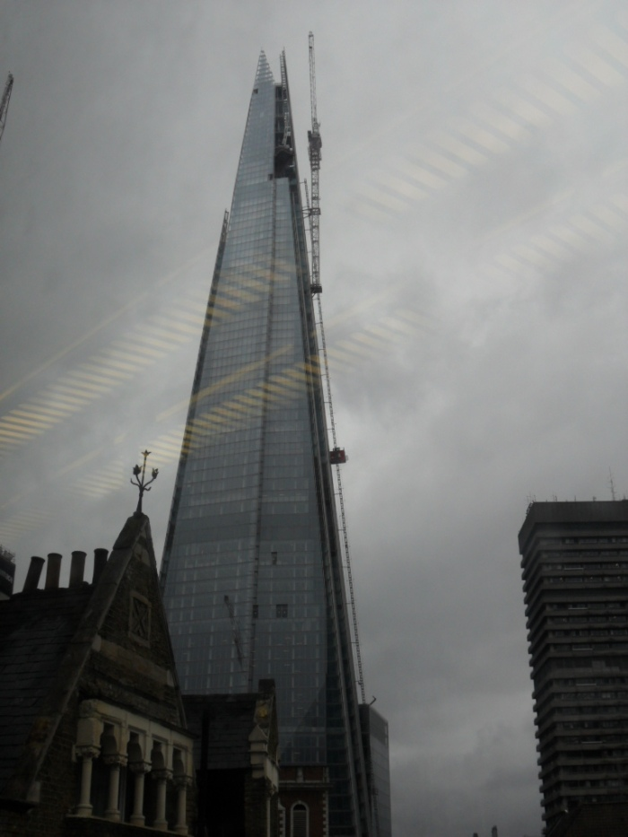 Shard from Train