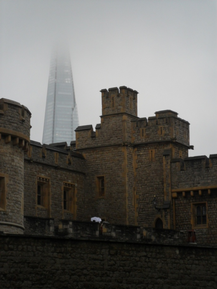 Shard and Tower