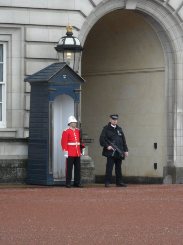 Buck House Guards