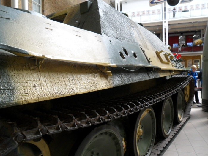 IWM London Jagdpanther