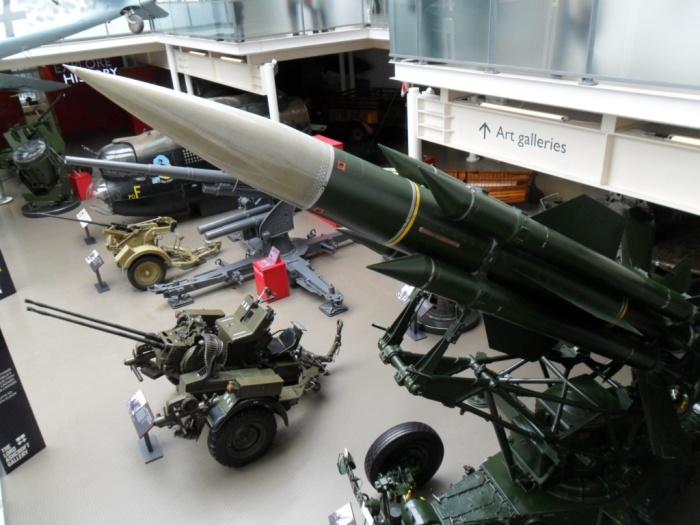 IWM London Artillery