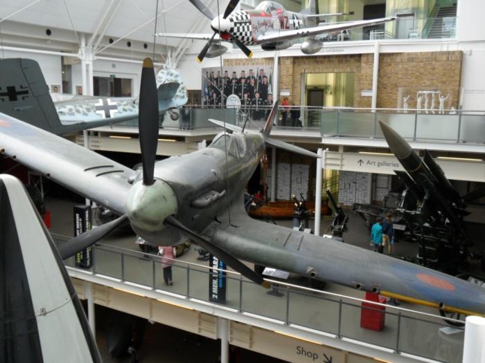 IWM London Spitfire