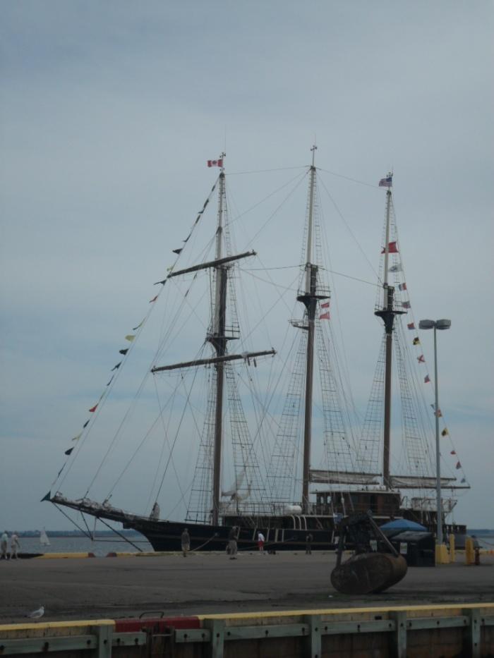Summerside Tallship