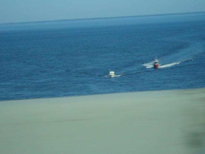 PEI Coastguard Pursuit
