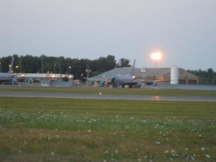 KC-135s Bangor
