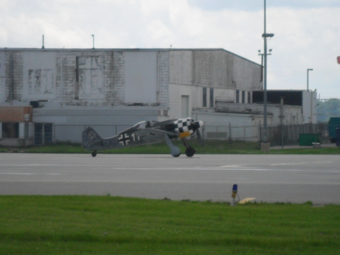 Fw-190 Ground Hamilton
