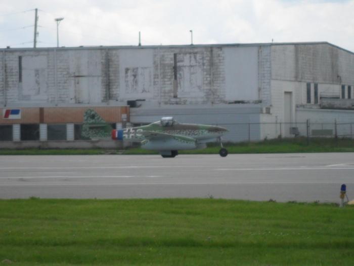 Me-262 Ground Hamilton