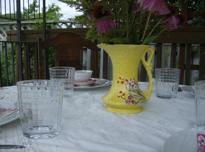 Garden Party Vase