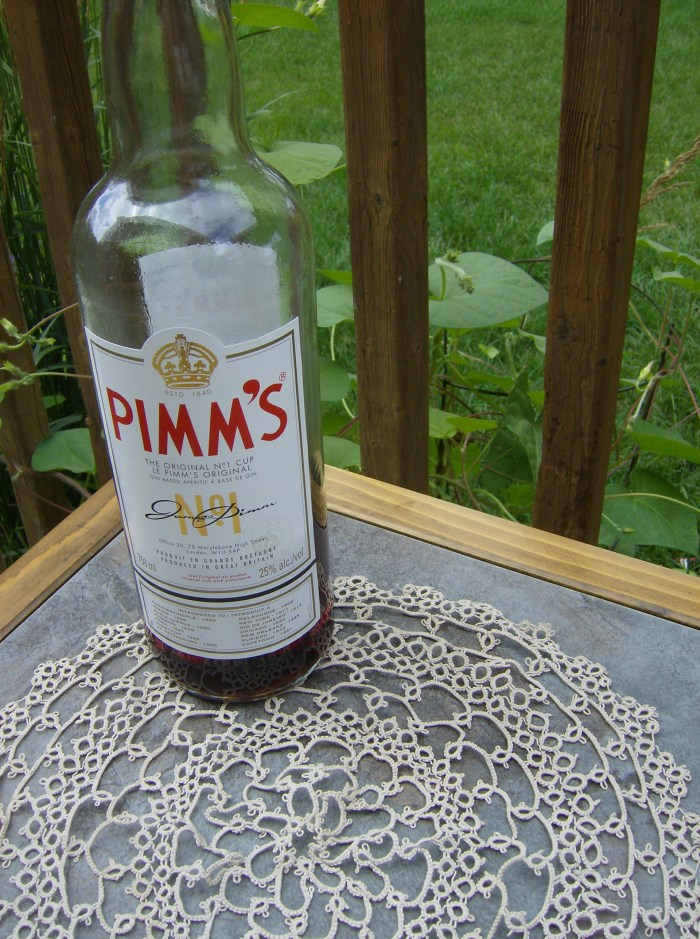 Pimm's Garden Party