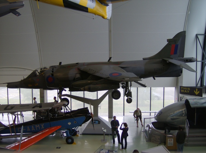 Harrier Hendon