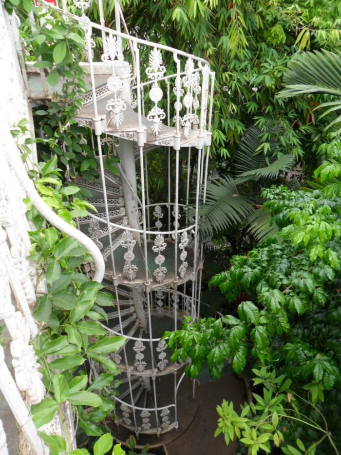 Kew Staircase