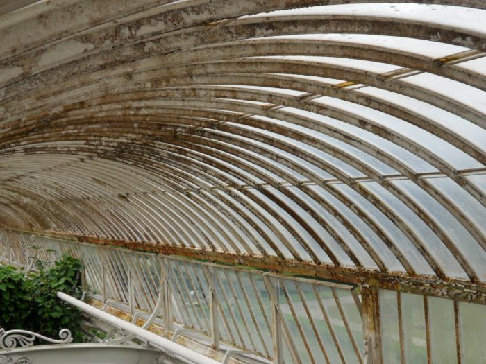 Kew Greenhouse Roof