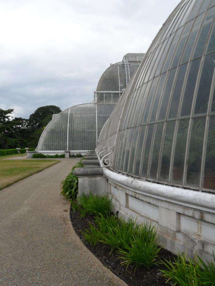 Kew Greenhouse Exterior