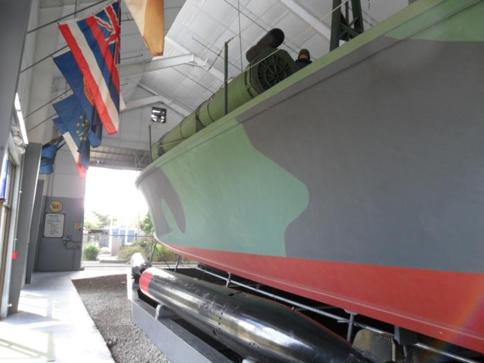 PT-617 Battleship Cove