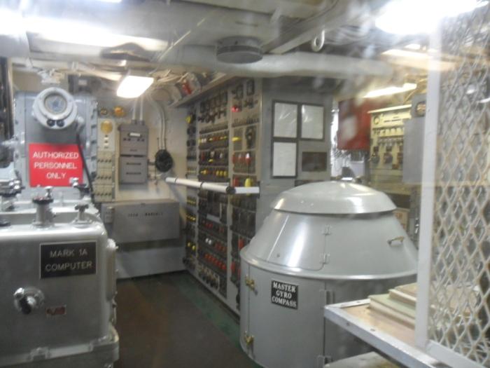 Kennedy Jr. Control Room