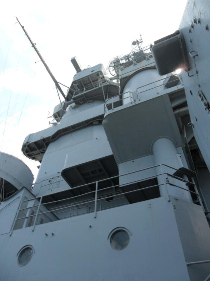 USS Mass Superstructure