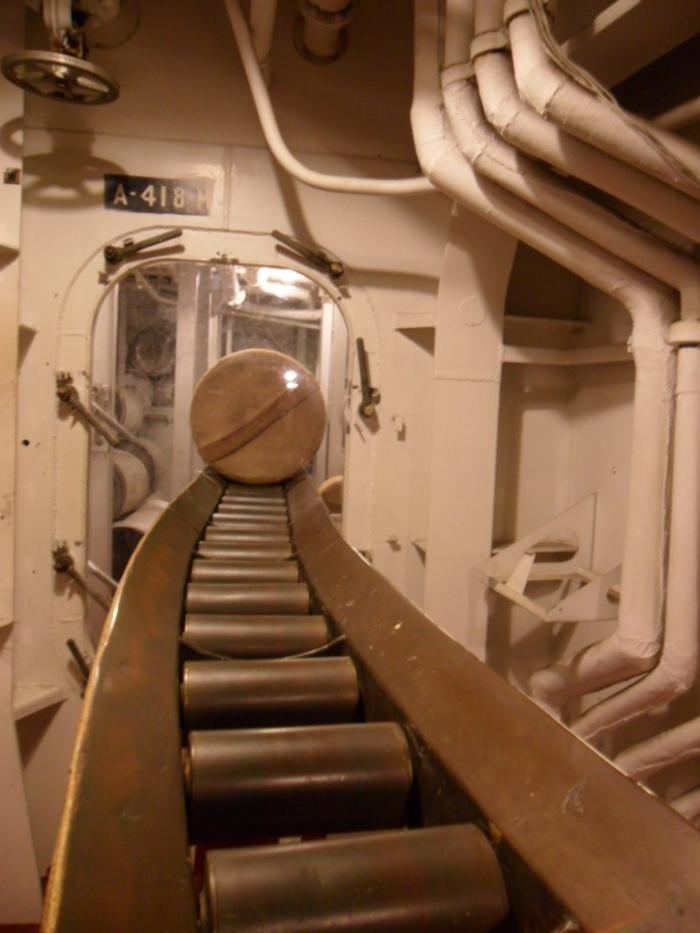 USS Mass Conveyor