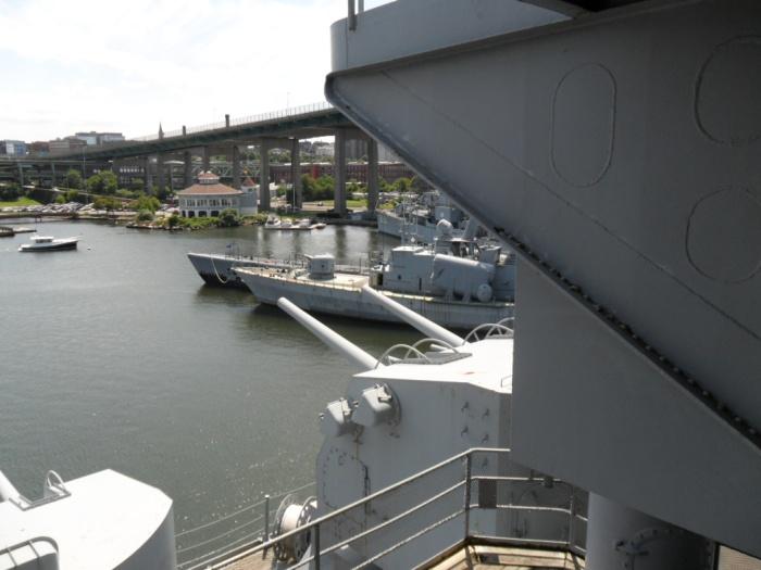 USS Mass Harbour