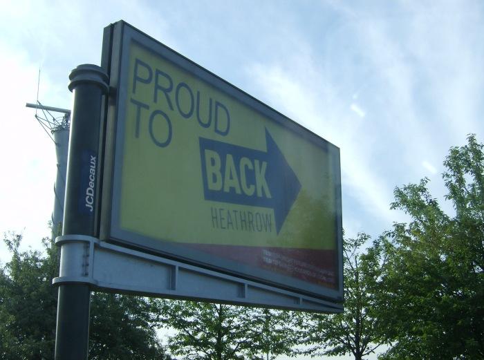 Billboard LHR