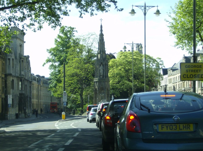 Oxford Cross