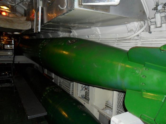 Lionfish Torpedo